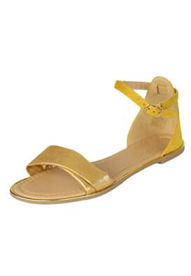 Sandale Kiabi Kendra Yellow