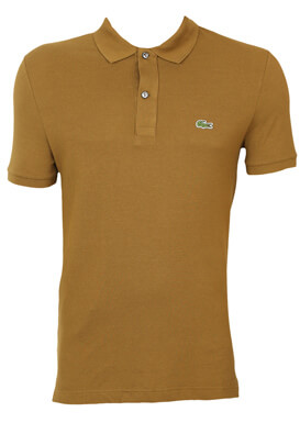 Tricou polo Lacoste Dan Brown