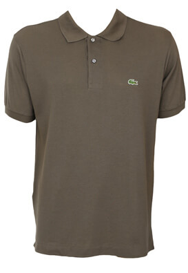 Tricou polo Lacoste Elliot Brown
