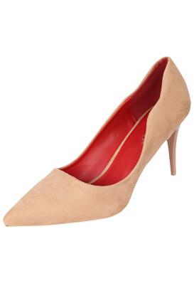 Pantofi Lovit Farah Light Pink