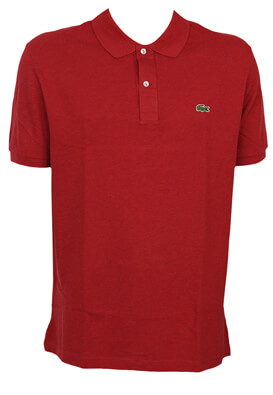 Tricou polo Lacoste Andres Dark Red