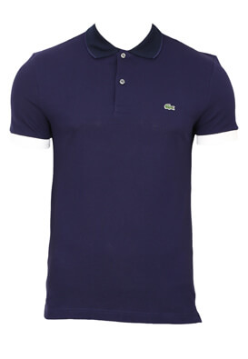 Tricou polo Lacoste Robert Dark Blue