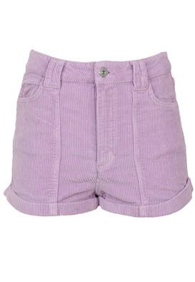 Pantaloni scurti Bershka Belinda Light Purple