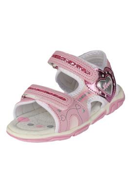 Sandale Identity Isabel Pink