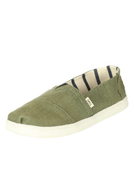Tenisi TOMS Nancy Dark Green