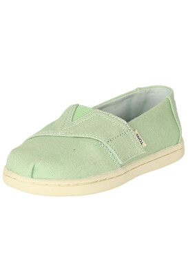 Tenisi TOMS Victoria Light Green