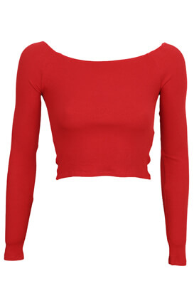 Bluza Pull and Bear Amy Red