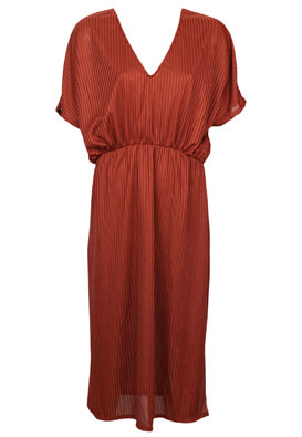 Rochie Pull and Bear Alma Brown