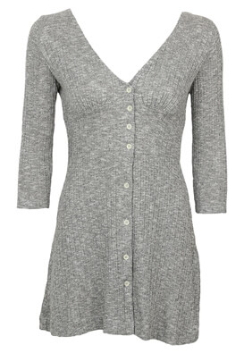 Rochie Pull and Bear Olivia Grey