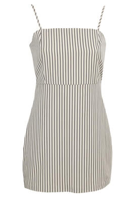 Rochie Pull and Bear Claudia Light Beige