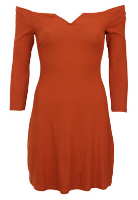Rochie Pull and Bear Roberta Brown