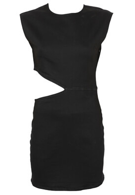 Rochie Pull and Bear Kitty Black