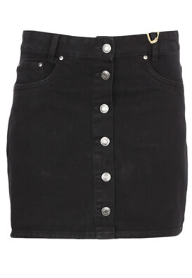 Fusta Pull and Bear Gina Black