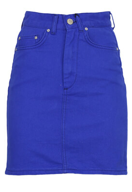 Fusta Pull and Bear Abby Dark Blue