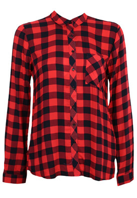 Camasa Pull and Bear Wendy Red