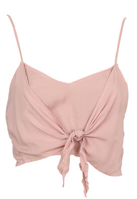 Top Pull and Bear Sierra Light Pink