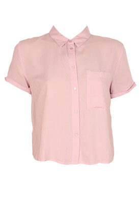 Camasa Pull and Bear Sierra Light Pink