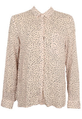 Camasa Pull and Bear Erin Light Pink