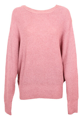 Pulover Pull and Bear Rebecca Pink