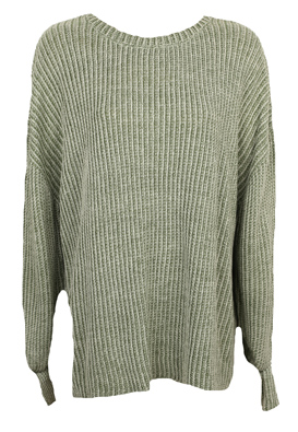 Pulover Pull and Bear Ramona Dark Green