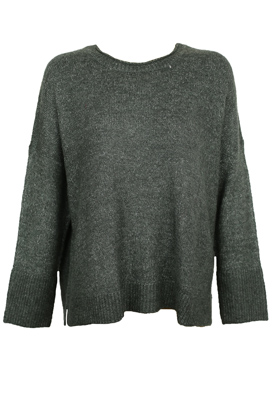 Pulover Pull and Bear Rebecca Dark Green