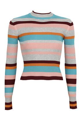 Bluza Pull and Bear Georgia Colors