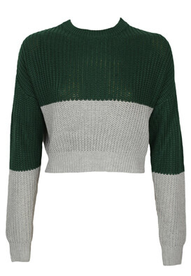 Pulover Pull and Bear Donna Green