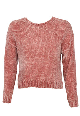 Pulover Pull and Bear Dasia Dark Pink