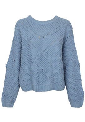 Pulover Pull and Bear Jodie Blue