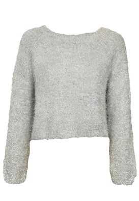 Pulover Pull and Bear Samantha Silver