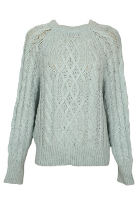 Pulover Pull and Bear Heidi Light Blue