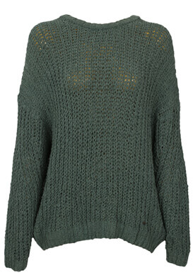 Pulover Pull and Bear Gloria Green