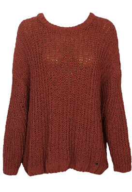 Pulover Pull and Bear Victoria Dark Pink