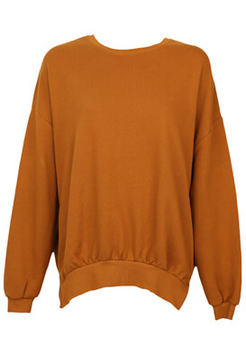 Bluza Pull and Bear Elle Brown