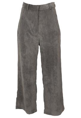 Pantaloni Pull and Bear Georgia Dark Grey