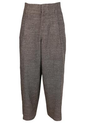 Pantaloni Pull and Bear Fiona Dark Grey