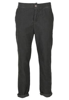 Pantaloni Pull and Bear Patricia Dark Grey