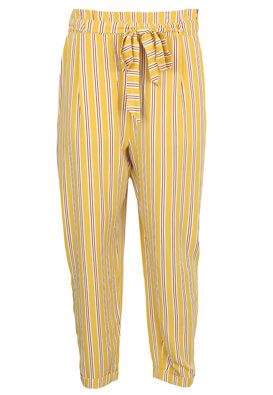 Pantaloni Pull and Bear Edana Yellow