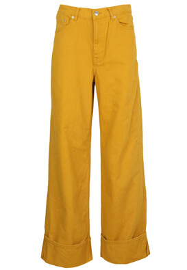 Blugi Pull and Bear Calista Dark Yellow