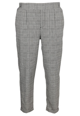 Pantaloni Pull and Bear Evelyn Grey