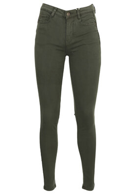 Blugi Pull and Bear Renata Dark Green