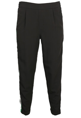 Pantaloni Pull and Bear Anya Black