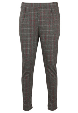 Pantaloni Pull and Bear Kora Dark Grey