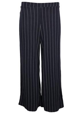 Pantaloni Pull and Bear Wendy Dark Blue