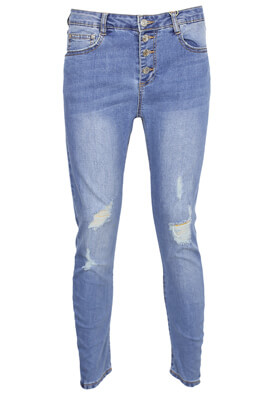 Blugi Pull and Bear Tina Blue