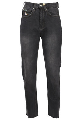Blugi Pull and Bear Whitney Black