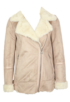 Jacheta Pull and Bear Alexandra Light Beige