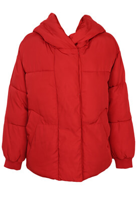 Geaca Pull and Bear Amelia Red