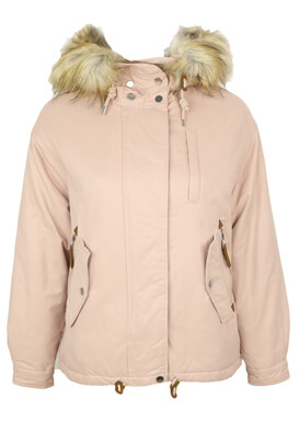 Geaca Pull and Bear Eileen Light Pink