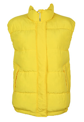Vesta Pull and Bear Ivy Yellow